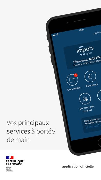 messages.download Impots.gouv software