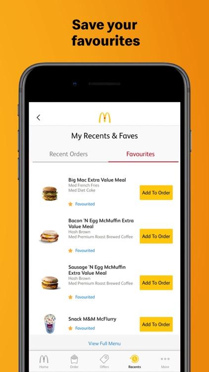 McDonald's Canada screenshot-5