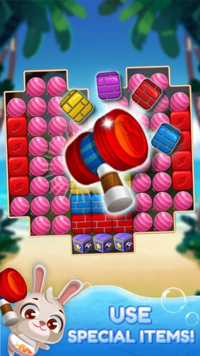 Bunny Pop Blast screenshot1