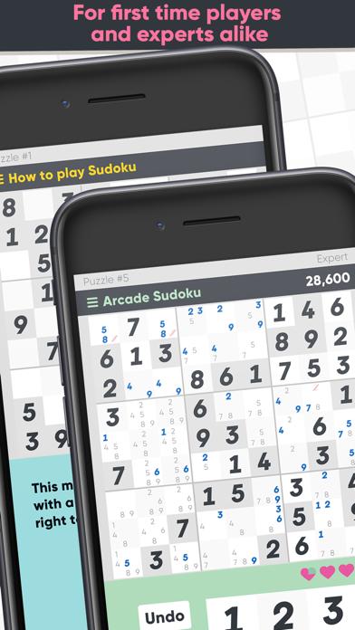 Good Sudoku by Zach Gage screenshot #2