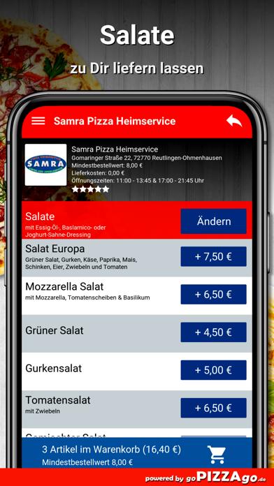 Samra Reutlingen Ohmenhausen screenshot 5