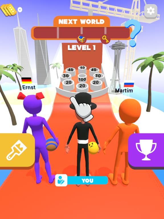 Skee Ball.io screenshot 8
