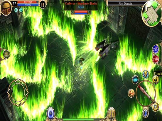 Titan Quest: Legendary Edition screenshot 13