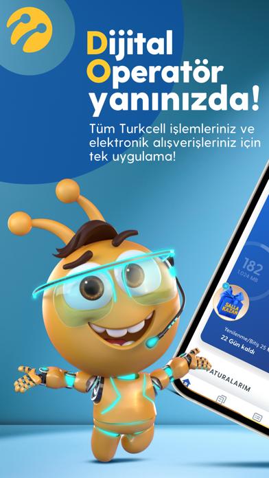 Dijital Operatör iphone ekran görüntüleri