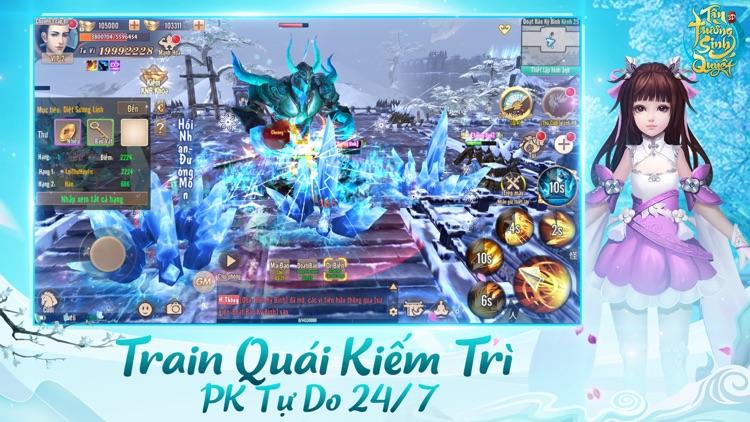 Tân Trường Sinh Quyết screenshot-7