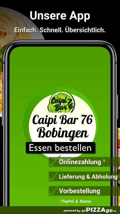 Caipi Bar 76 Bobingen screenshot 1