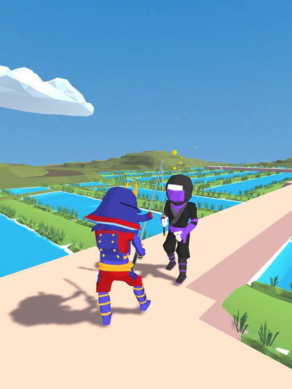 Samurai Standoff 3D screenshot 7