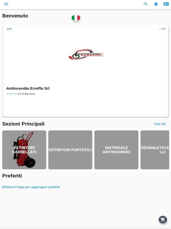 Antincendio Erreffe Srl screenshot 4