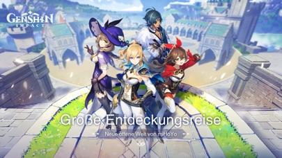 Herunterladen Genshin Impact für Pc