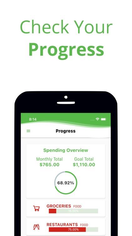 Pocket Budgeter screenshot-4