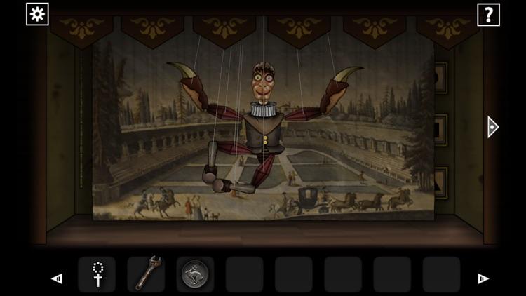 Forgotten Hill: Puppeteer screenshot-4