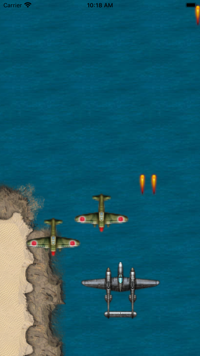 P38 Fighter screenshot 2