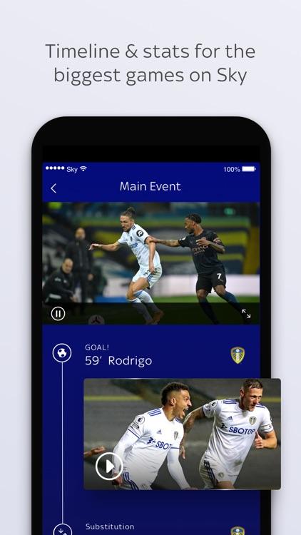 Sky Sports screenshot-5