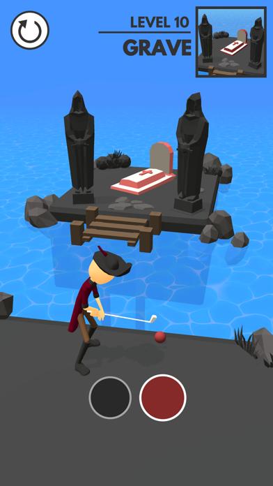Golf Paint screenshot 2