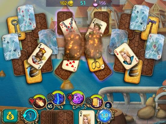 Solitaire Dreamland Adventure screenshot 15