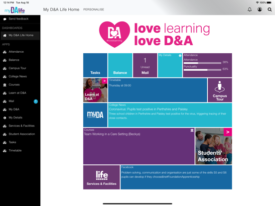 My D&A Life screenshot 6