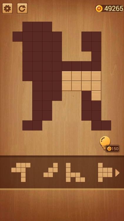 方块拼图 - 益智力方块拼图游戏 screenshot-3