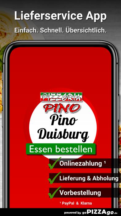 Pino Duisburg screenshot 1