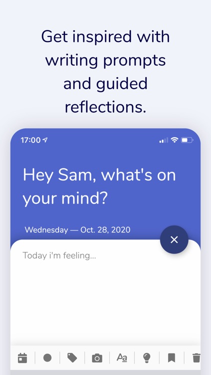 Reflection.app: Guided Journal