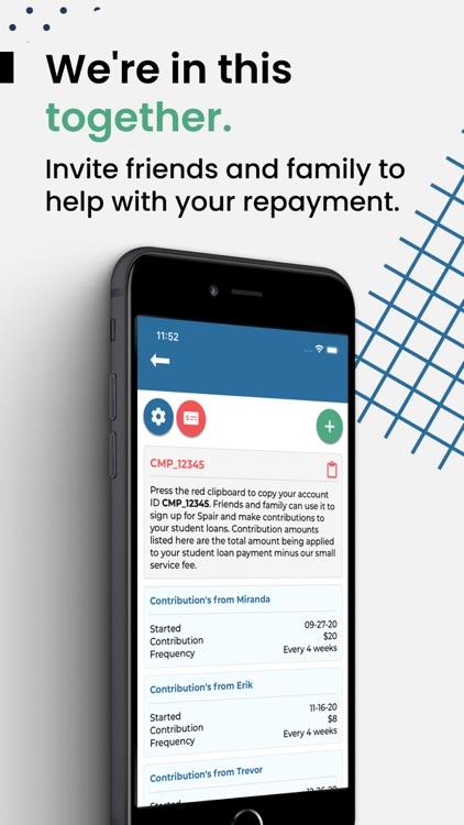 Spair: Conquer Student Loans screenshot-4