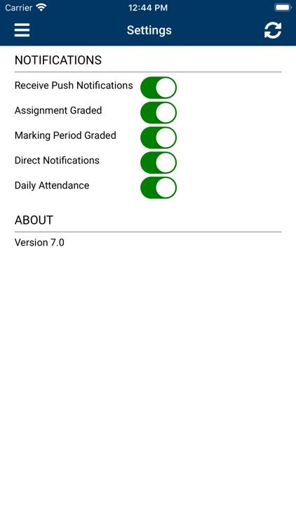 SchoolTool Mobile screenshot-7