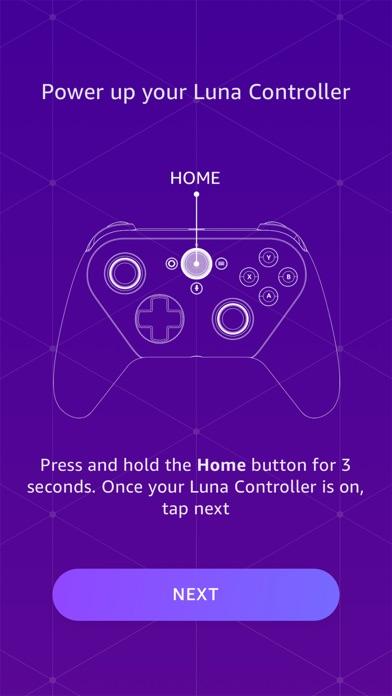 Luna Controller screenshot 2
