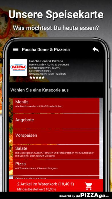 Pascha Döner - Pizzeria screenshot 4