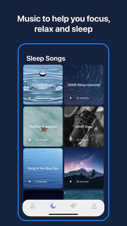 Moment Meditation & Deep Sleep screenshot-3