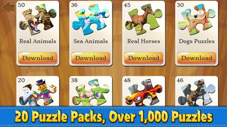 Dino Puzzle Kid Dinosaur Games screenshot-6