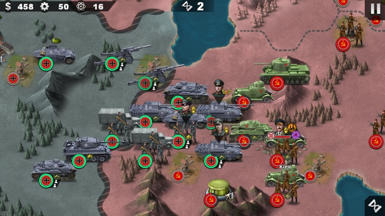 World Conqueror 4 screenshot-1