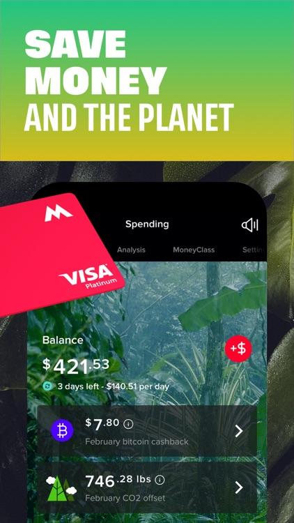 Mogo: Bitcoin Cashback Card screenshot-3