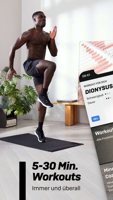 messages.download Freeletics HIIT Fitness Coach software
