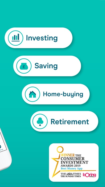 Moneybox - Save and Invest