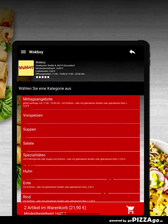 Wokboy Düsseldorf screenshot 8