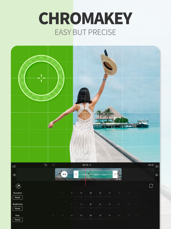 Vimo - Video + Motion Sticker and Text screenshot