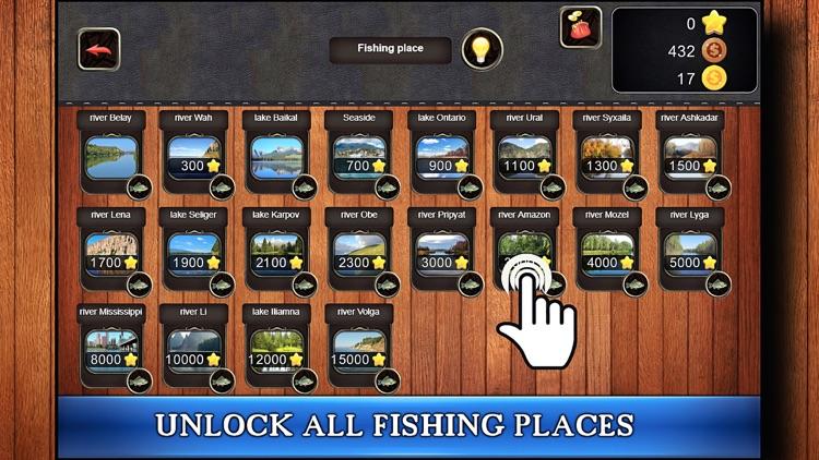 Fish Rain: Sport Fishing Games screenshot-6