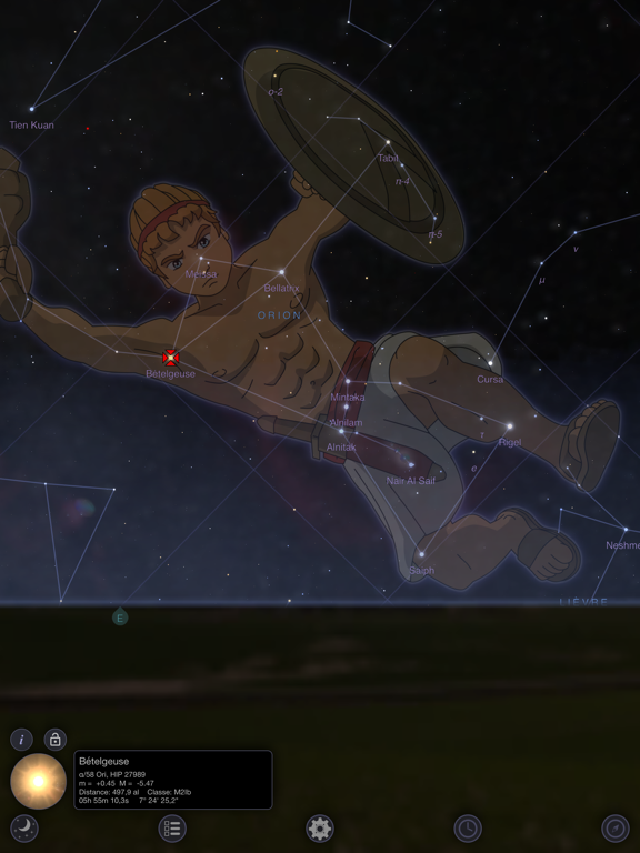 Astro 3D+: Étoiles Ciel