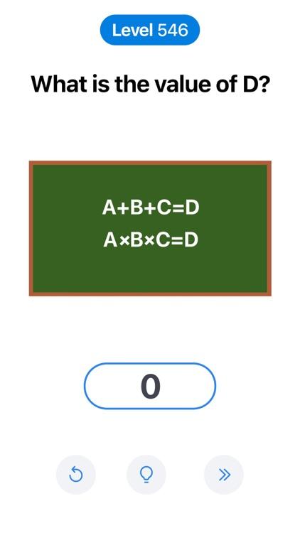 Easy Game - Brain Test screenshot-6