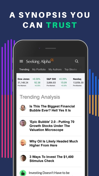 Seeking Alpha: News & Analysis
