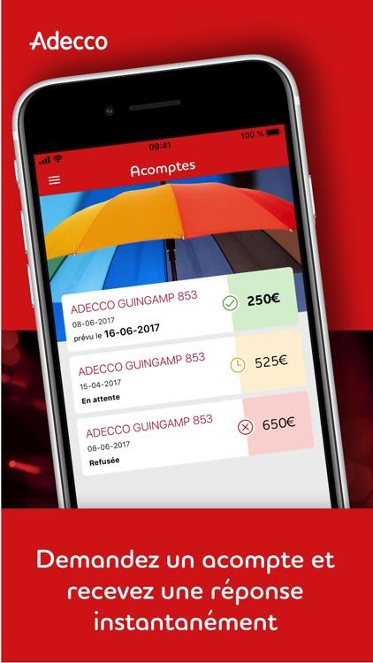 Adecco & Moi - Mission Intérim screenshot-5