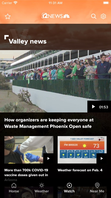 12 News KPNX Arizona