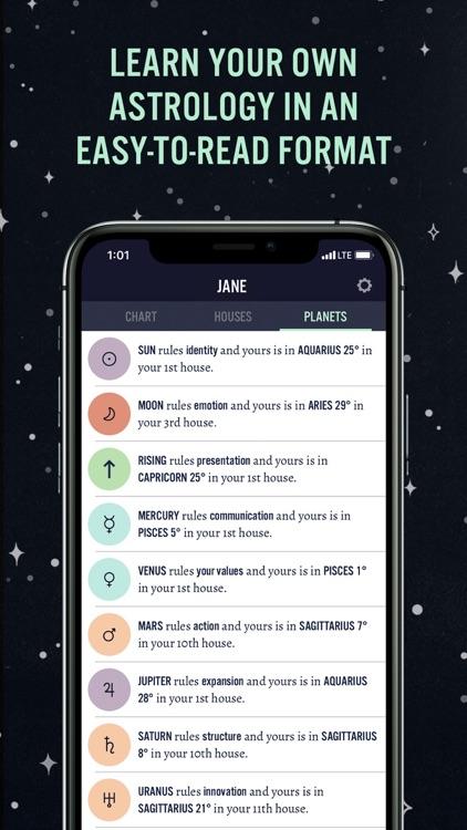 Sanctuary Astrology: Horoscope screenshot-3