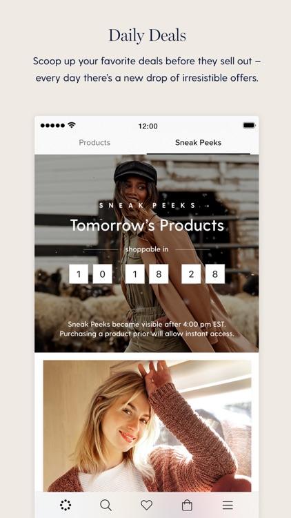 Jane - Boutique Shopping Deals screenshot-4