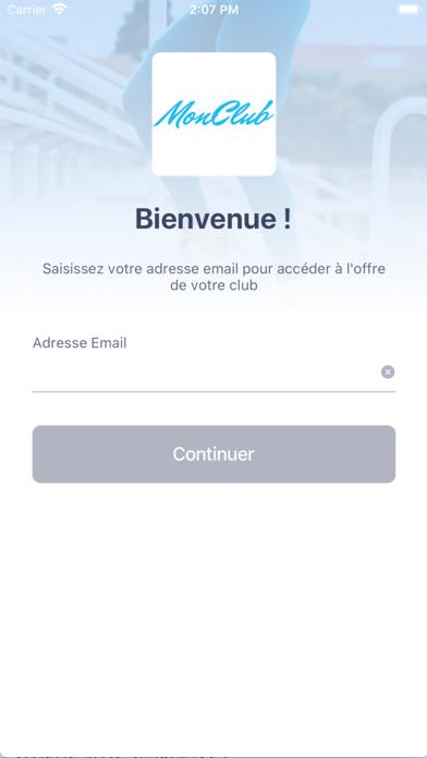 messages.download MonClub App software