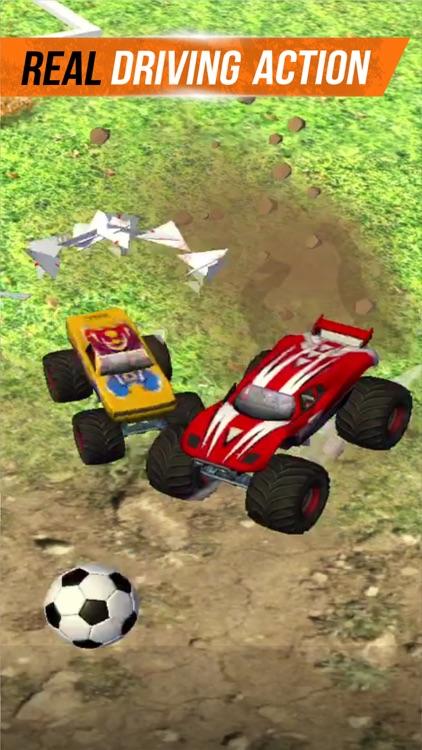 Monster Truck - Soccer Kings screenshot-0