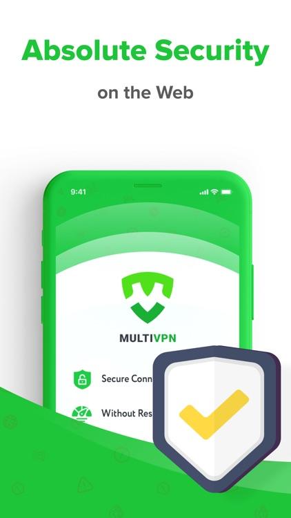 VPN Location Changer: MultiVPN