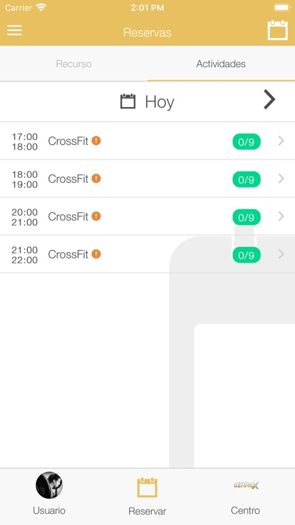 Crossfit Gennox screenshot-4