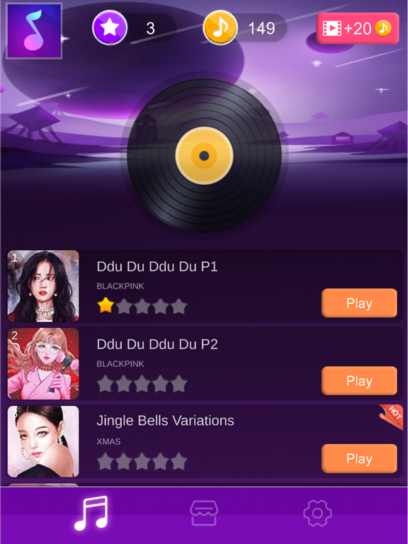 BLINK PIANO - KPOP PINK TILES screenshot 8