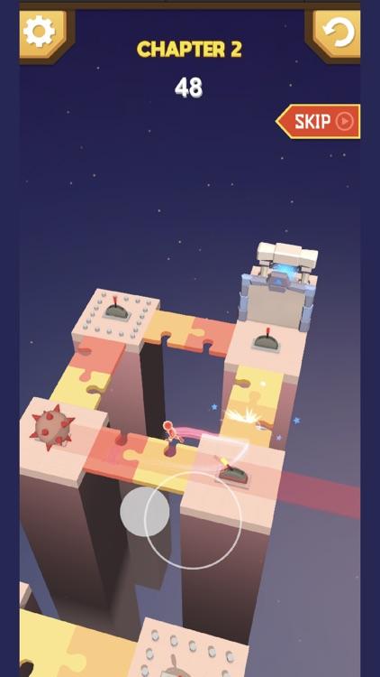 Time Walker 3D screenshot-3