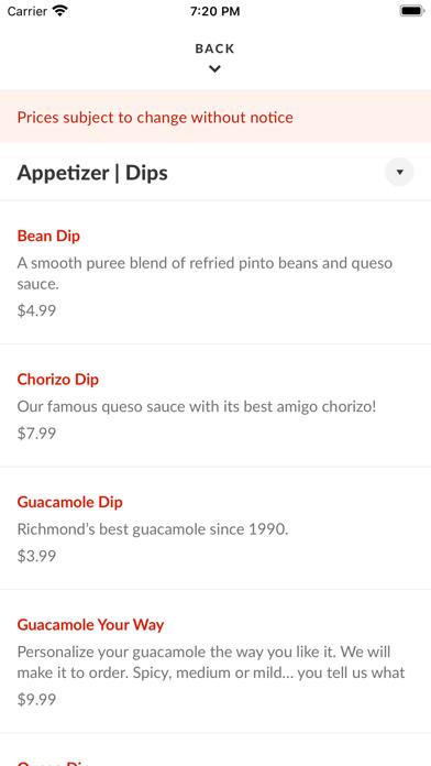 Mexico-RestaurantScreenshot of 3